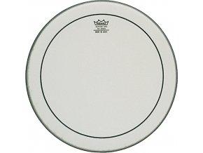 """Remo 22"""" P3-1122-C2 blana pre bicie Powerstroke 3 biela, zdrsnená na bas drum"""