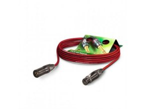Sommer Cable MC The Source, Red, 5,00m