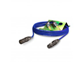 Sommer Cable MC The Source, Blue, 10,00m