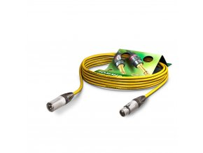 Sommer Cable MC The Stage, Yellow, 2,50m