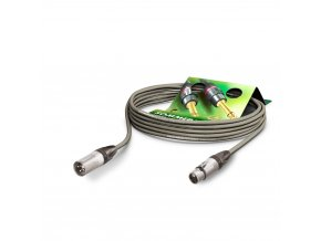 Sommer Cable MC The Stage, Gray, 2,50m