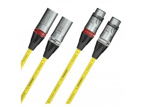 Sommer Cable HC Epilogue, Yellow, 0,75m, Paar