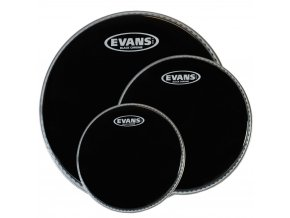 EVANS TOMPACK: BLACK CHROME - STD
