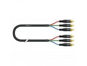 Sommer Cable VMC Transit Mini Flex, Black, 1,00m
