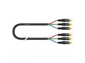 Sommer Cable VMC Transit Mini Flex, Black, 2,50m
