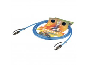 Sommer Cable LWL Kabel Octopus Pur, Blue, 10,00m