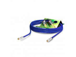 Sommer Cable Coaxcable Vector, Blue, 0,90m