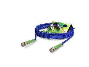 SOMMER Koaxkabel Vector, blau, 3,00m