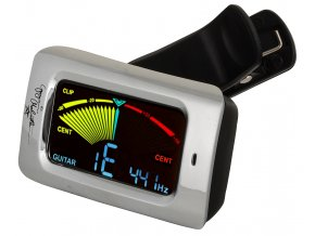 Fender Yngwie Malmsteen Clip-On Tuner, Chrome