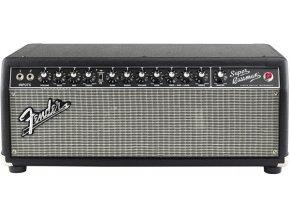 Fender Super Bassman, 230V EUR, Black