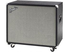 Fender Bassman 115 Neo, Black/Silver
