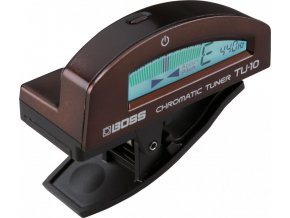 Roland-Boss TU-10-BN CLIP-ON CHROMATIC TUNER