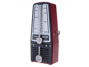 Wittner Metronome Metronome Junior Ruby red 824