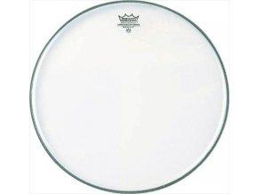 """Remo 20"""" BR-1120-00 blana pre bicie Ambassador biela, zdrsnená na bas drum"""