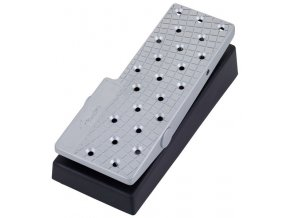 Fender FWP-1 Wah Pedal, Silver and Black