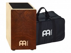 MEINL CAJON WITH FIGURED MAHOGANY FP
