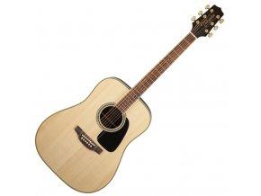 Takamine gitara akustická dreadnought, séria: G50, vrchná doska: masívny smrek -