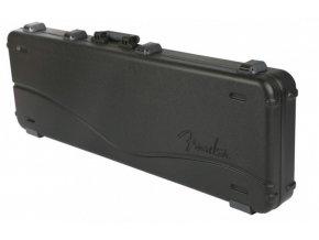 Fender Deluxe Molded Bass Case Left-Hand, Black