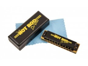 Fender Hot Rod DeVille Harmonica, Key of Bb