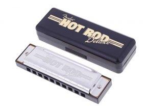 Fender Hot Rod Deluxe Harmonica, Key of F
