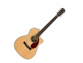 Fender CC-140SCE with Case, Natural