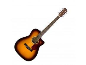 Fender CC-140SCE with Case, Sunburst