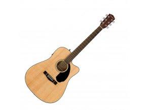 Fender CD-60SCE, Natural