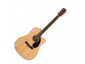 Fender CD-60SCE, Natural