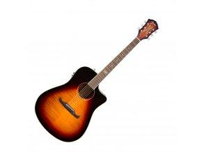 Fender T-Bucket 300-CE, 3-Color Sunburst