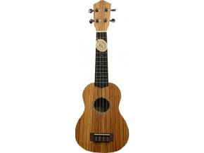 Madison UK26SB Soprano Ukulele