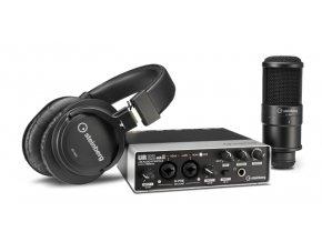 YAMAHA UR22MK2 Recording Pack