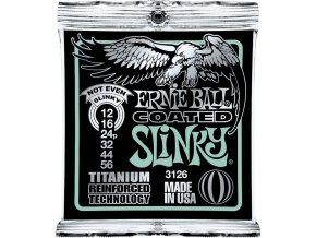 Ernie Ball Coated Slinky Titanium Not Even.012-.056