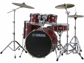 YAMAHA SBP2F5 CR CRANBERRY RED  +  HW68