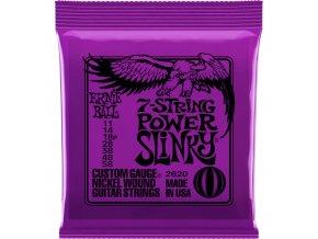 Ernie Ball Slinky Nickel 7-string Power.011-.058