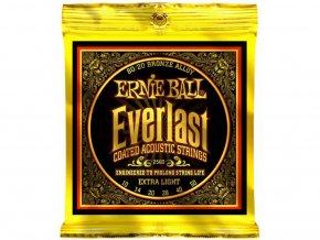 Ernie Ball Everlast Bronze Extra Light.010-.050