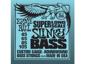 Ernie Ball Slinky Nickel Super Longscale.045-.105