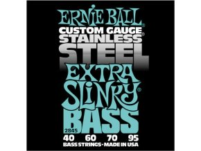 See8.stainless steel extra slinky bass