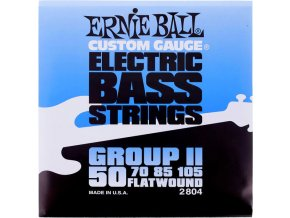 Ernie Ball Flatwound Group II.050-.105