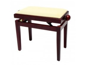 GEWApure Piano bench FX Mahogany matt