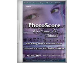AVID PhotoScore Ultimate 7