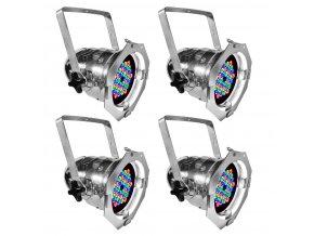 ADJ 4 Stage PAK Silver