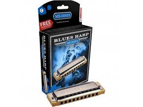 HOHNER Blues Harp MS 532:20 D