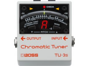 Roland Boss TU 3S CHROMATIC TUNER
