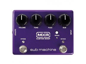 mxr csp 210 sub machine