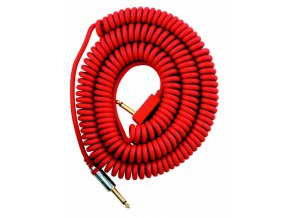 vox vcc 90 rd vintage coiled kabel original