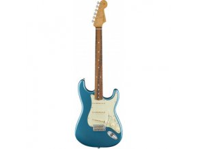 48801 166025 fender classic series 60s stratocaster pau ferro fingerboard lake placid blue 1