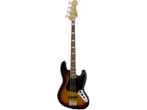 fender 70s jazz bass pau ferro fingerboard 3 color sunburst [2] 21033 p