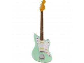fender classic 60s jazzmaster pau ferro fretboard lacquer surf green 1 GIT0042241 000