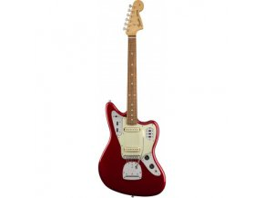 48769 166052 fender classic player jaguar special pau ferro fingerboard candy apple red 1