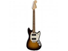 Fender Mustang 90 2 Tone Sunburst Pau Ferro Fingerboard